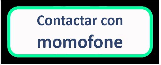 contactar con momofone